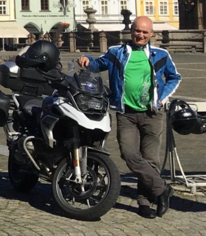 Vali Khadivi, Ayres Adventures Motorcycle Tours Testimonial