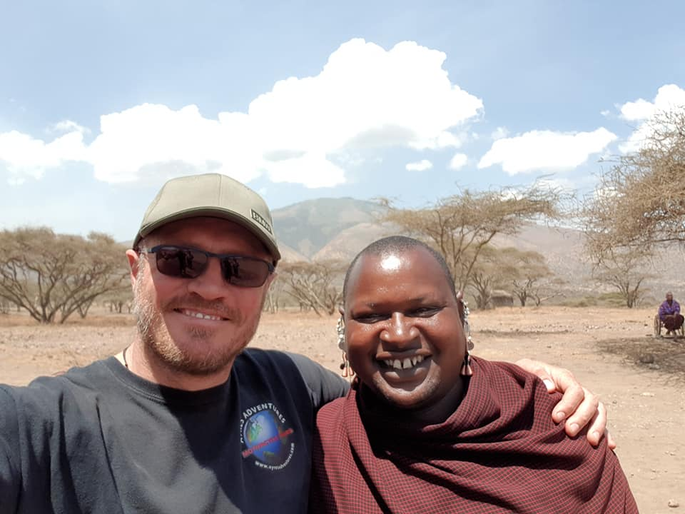 Motorcycle Tour in Africa 2018 by Ayres Adventures, Day 10 - Free day in Serengeti