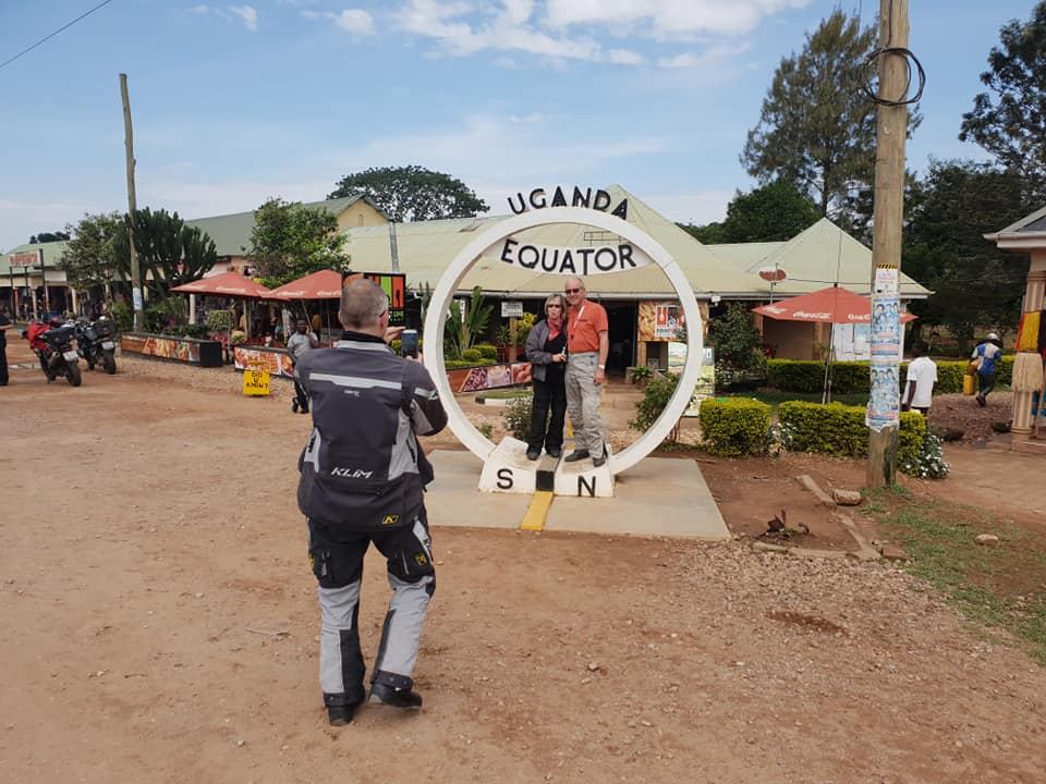 Motorcycle Tour in Africa 2018 by Ayres Adventures, Day 4 - Kampala to Kabale