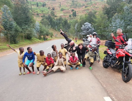 Day 8 – Kigali to Kahama