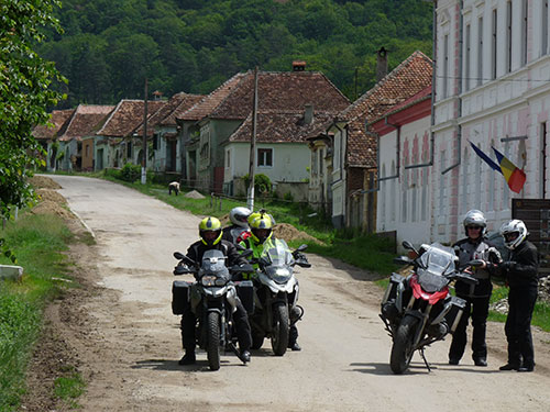 Berlin to Budapest, Motorcycle Tour in Europe, Day 13