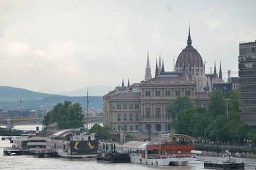Berlin to Budapest, Motorcycle Tour in Europe, Day 14