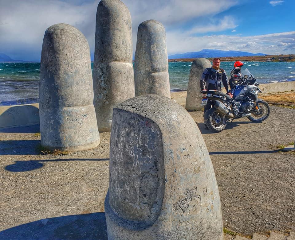 Day 8 -  El Calafate to Torres del Paine