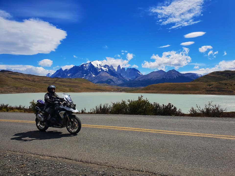Day 8 -  El Calafate to Torres del Paine