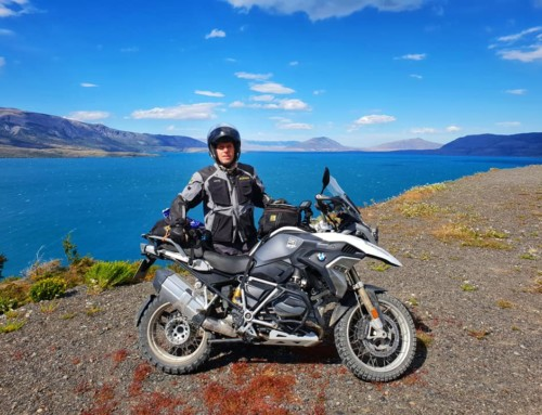 Days 8, 9 –  Torres del Paine