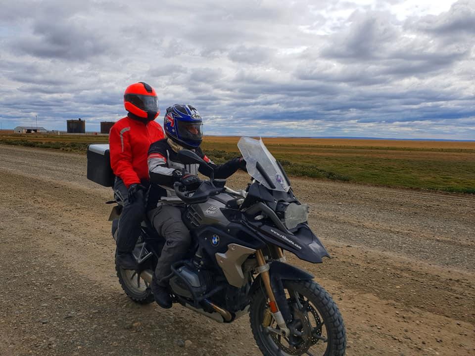 Days 10, 11 - Torres del Paine to Punta Arenas to Rio Grande