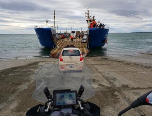 Days 10, 11 – Torres del Paine to Punta Arenas to Rio Grande