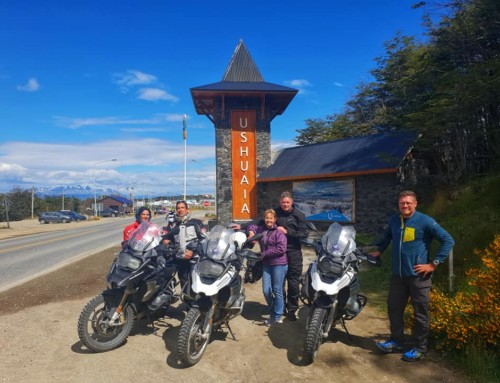 Day 12 – Rio Grande to Ushuaia