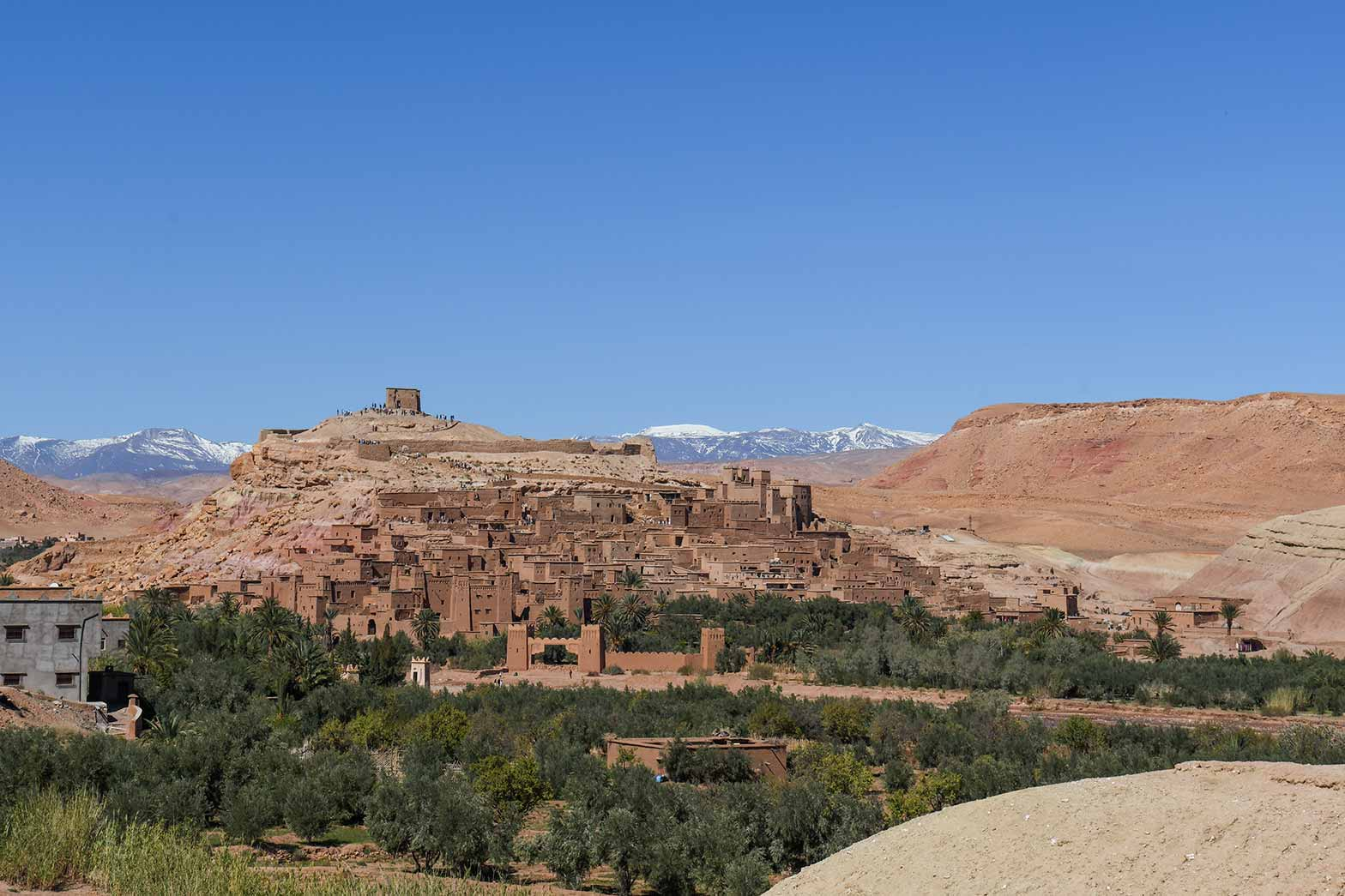 Ait Benhaddou historical site
