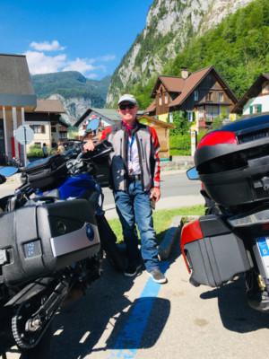 Rik Lewis, Motorcycle Tour Testimonial, Ayres Adventures