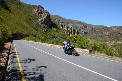 Cape Town to Victoria Falls Motorcycle Tour in Africa, Day 4