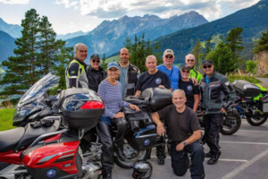 Chuck Gregory, Testimonial, Motorcycle Tour in Europe