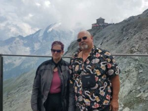 Robert's Testimonial, Motorcycle Tour in Alps, Ayres Adventures