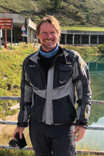 Axel Papst, Tour Guide, Ayres Adventures