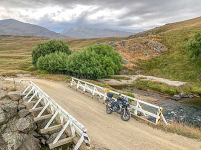 New Zealand Off-Road Motorcycle Tour, Day 14