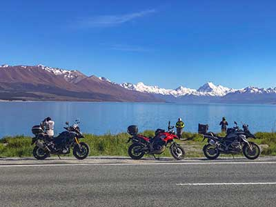 New Zealand Off-Road Motorcycle Tour, Day 15