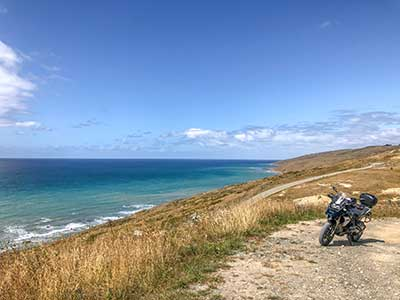 New Zealand Off-Road Motorcycle Tour, Day 6