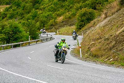 New Zealand Off-Road Motorcycle Tour, Day 9