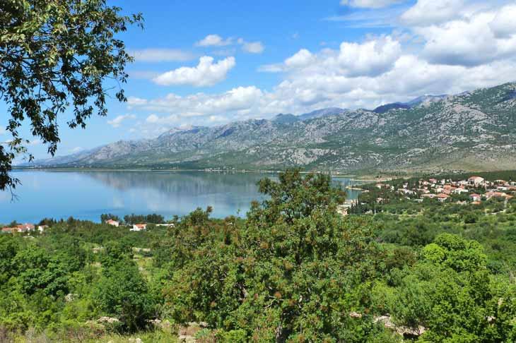 Croatian-coast-line-IV