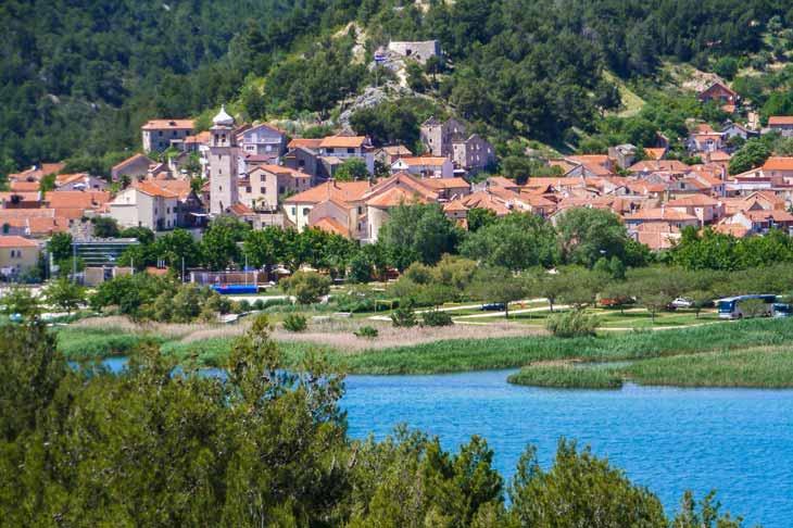 Croatian-village