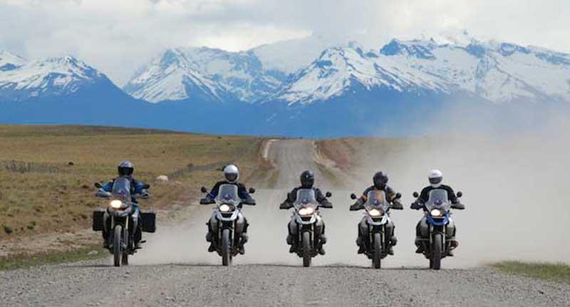 5 Patagonian Riders