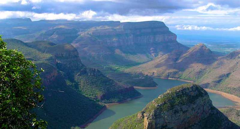 Blyde River Canyon - Panorama Route