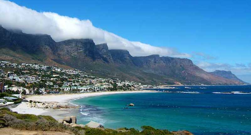 Scenic Camps Bay