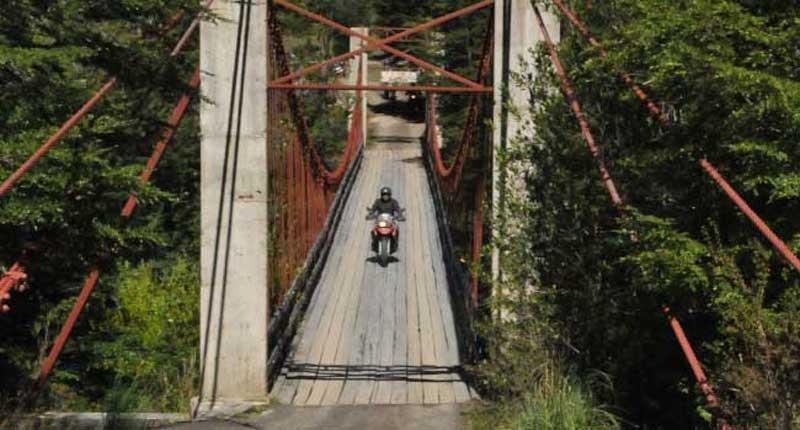 Cool Bridge - Taste of Chile Adventure