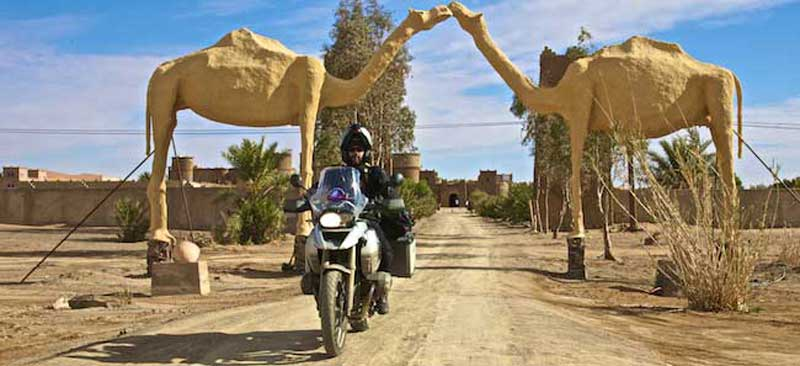 Erfoud - The Sahara