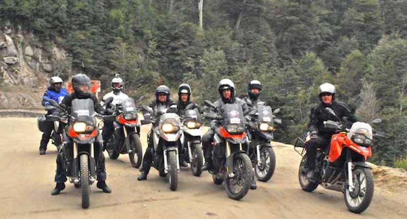 Group Shot - Taste of Chile Adventure