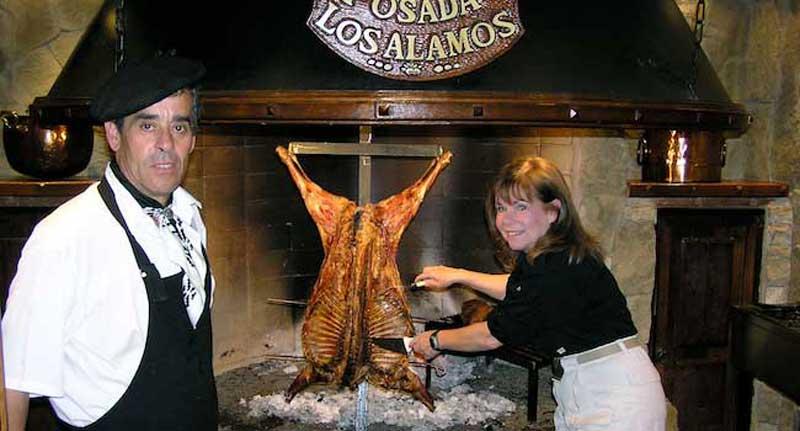 Los Alamos - El Calafate, Argentina
