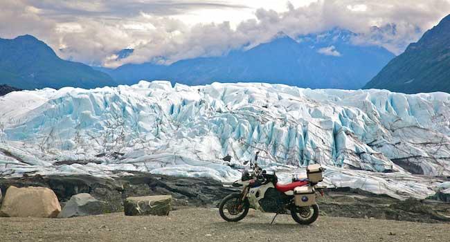 Matanushka Glacier