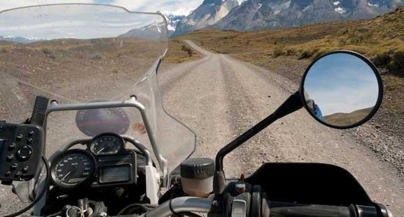 The Road to Torres del Paine, Chile