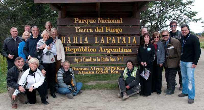 Ushuaia & Antarctica Group in Tierra del Fuego