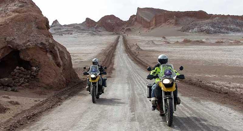 Valley Of The Moon - Near San Pedro de Atacama, Chile