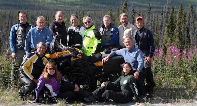 Wilderness Group Shot